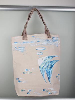 2011/11/18 淑容手绘环保袋
