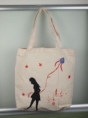 2011/11/18 巧柔_手绘环保袋