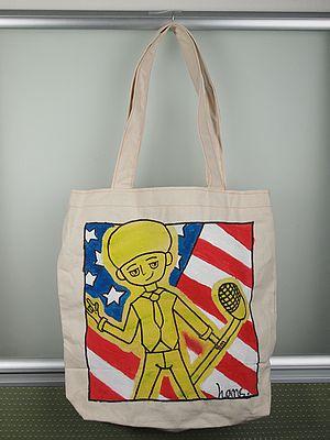 手绘环保袋 - 好色计